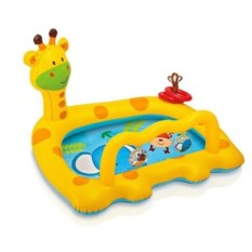 Детский бассейн Жираф Intex