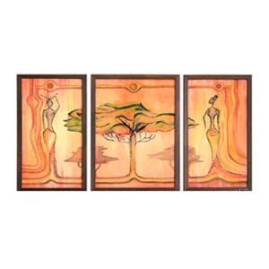 Часы из песка Саванна (le donne nella savana)