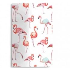 Скетчбук А6 Фламинго