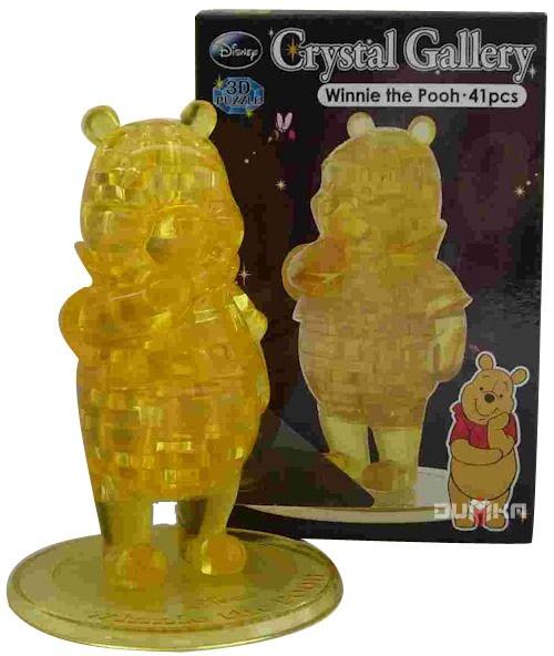 3D головоломка Винни (желтый)