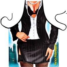 Фартук «Бизнес-леди»