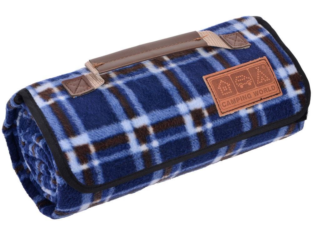 Синее покрывало для пикника Comforter Blanket