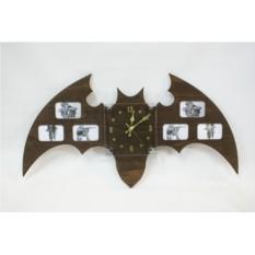 Оригинальные настенные часы фоторамки Спецназ