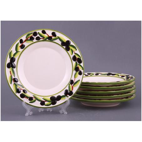 Набор тарелок из 6 штук