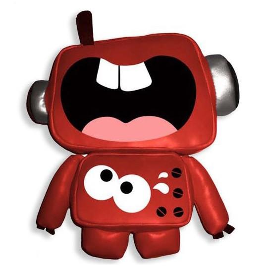 Дизайнерская игрушка SCREAMBOT