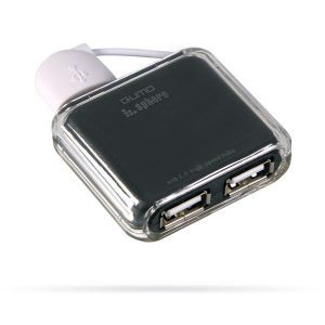 USB Хаб Qumo Sphere