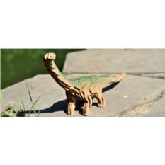 3D-пазл «Бронтозавр»
