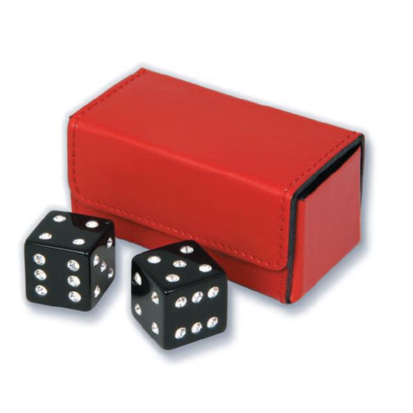 Игральные кубики Swarowski от Renzo Romagnoli