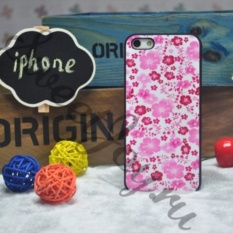 Чехол для Iphone 4, 4S Pink Flowers