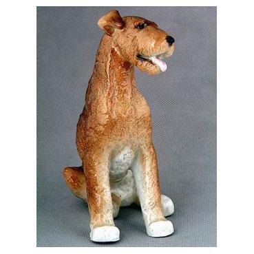 Анималистическая скульптура «Эрдель»