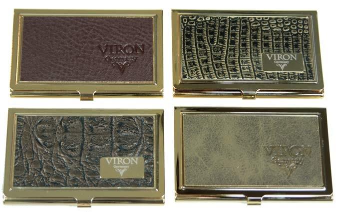 Подарочная визитница VIRON