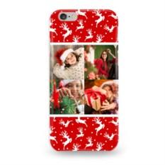 Чехол для iPhone с вашим фото «Новогодний»