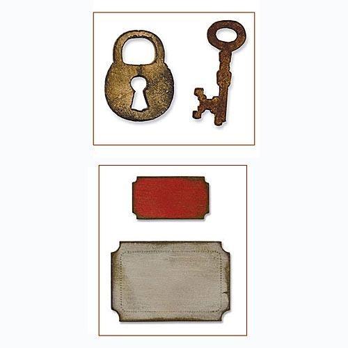 Набор форм для вырубки на магнитной основе в ассортименте