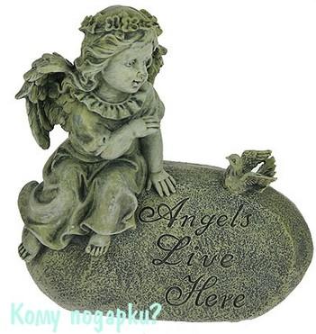 Ландшафтная фигурка «Ангел»