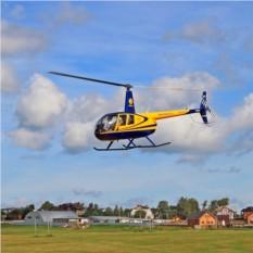 Полет на вертолете Robinson R44 (60 минут)