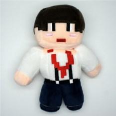 Мягкая игрушка Стив (мод 2) из Minecraft