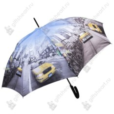 Зонт-трость Улицы Нью-Йорка