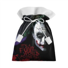 Подарочный сумка-мешок Джокер