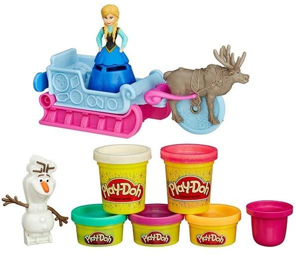 Набор для лепки Холодное Сердце (Play Doh)