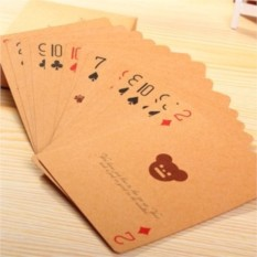 Большие игральные карты Craft