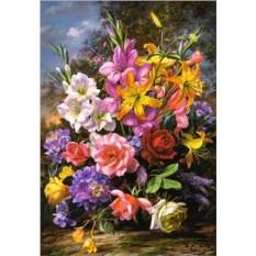Пазл Castorland 1000 деталей Ваза с цветами