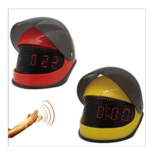 Часы Мотоциклетный шлем