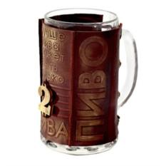 Пивной бокал «Два пива»