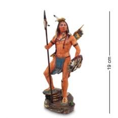 Статуэтка Индеец с копьем