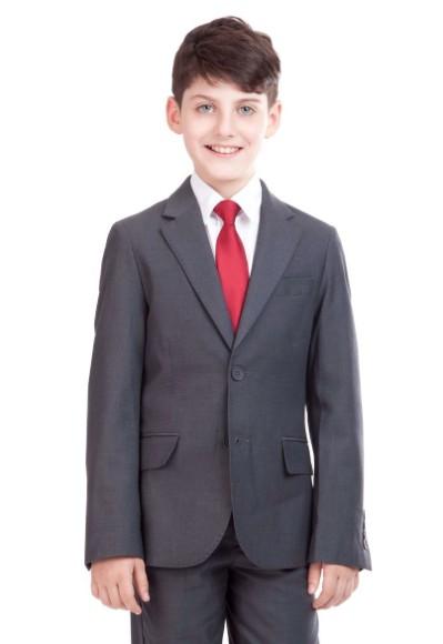 Серый пиджак для мальчика Gulliver