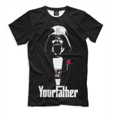 Футболка Print Bar Your Father
