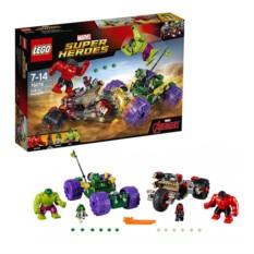 Конструктор Lego Super Heroes Халк против Красного Халка