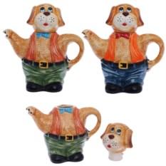 Чайник с крышечкой Собачка