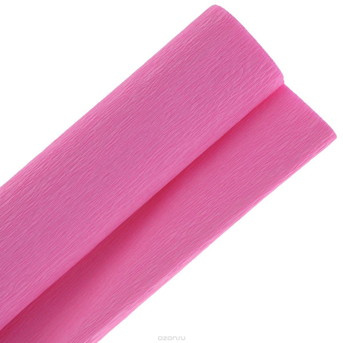 Гофрированная бумага Koh-I-Noor, светло-розовая (200x50 см)