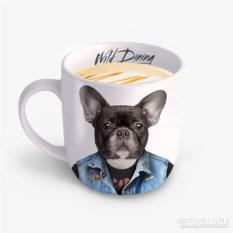 Кружка Wild dining Пес