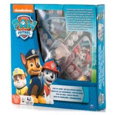 Настольная игра Spin Master Paw Patrol с кубиками и фишками