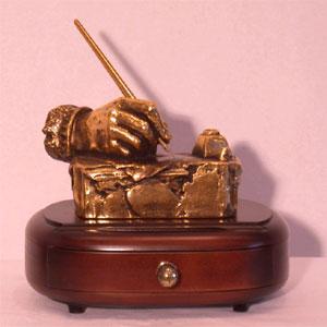 Сувенир со шкатулкой «Мемуары»