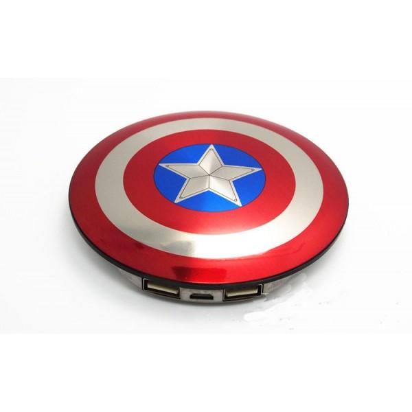 Внешний аккумулятор Marvel Avengers Power Bank