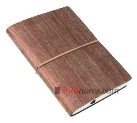 Кожаная записная книжка Ciak Eco Wood Medium