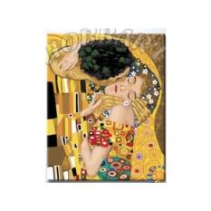 Картины по номерам Hobbart «Поцелуй» Густава Климта