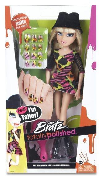 Кукла До кончиков ногтей. Хлоя (Bratz, Bratzillaz)