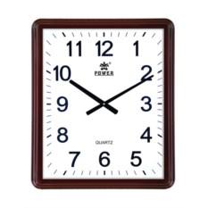 Настенные квадратные часы Power
