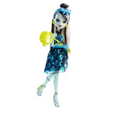 Кукла Mattel Monster High Фрэнки Штейн с аксессуарами