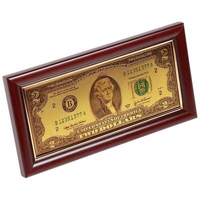 Сувенир «2 доллара»