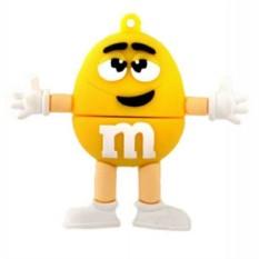 Флешка Желтый M&M`s