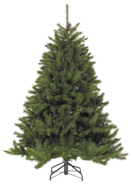 Ель Триумф Лесная красавица, зеленая (215 см).