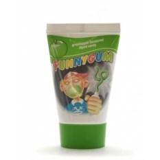Жвачка Funny Gum Зеленое яблоко
