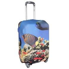 Чехол для чемодана Рыбы