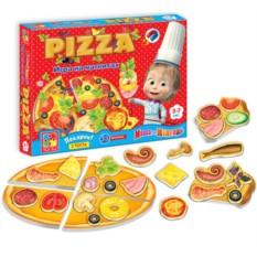 Магнитная игра «Юный повар. Пицца»