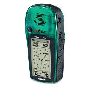 Портативный GPS навигатор GARMIN