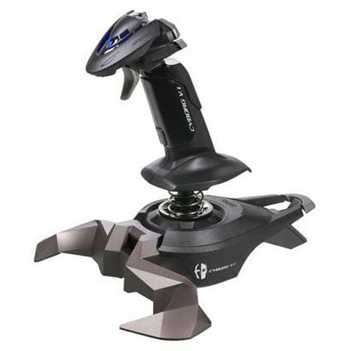 Джойстик для компьютера Cyborg V.1 Flight Stick (Saitek)